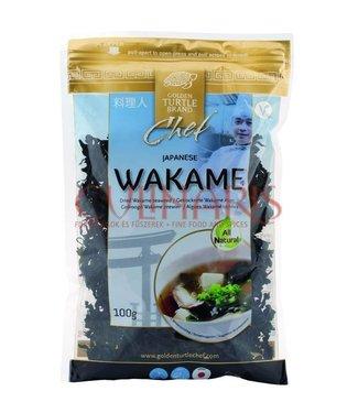 Golden turtle brand Golden turtle brand japanese wakame 100 g