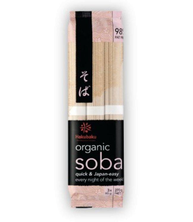 Hakubaku Soba Noodles