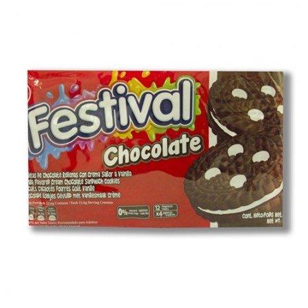 Festival Chocolade koekjes