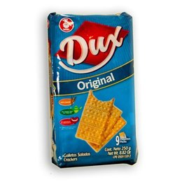 Dux Original crackers