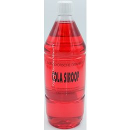 Cola syrup 1 liter Jules