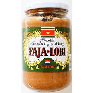 Surinamese Peanut Butter 350g Fajalobi