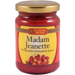Flower Brand Madan Jeanette sambal red 200 g