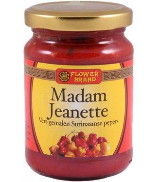 Flower Brand Madan Jeanette sambal red 200 g