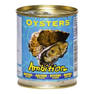 Ambition Oysters in water 225g