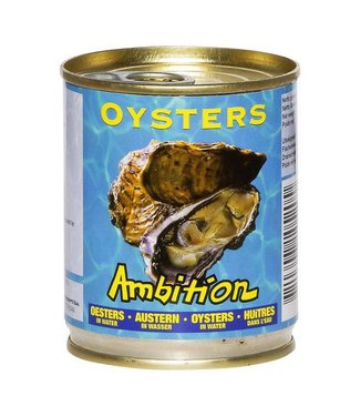 Ambition Oesters in water 225g