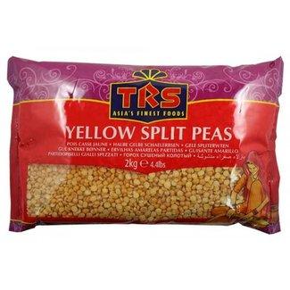 TRS Yellow Split peas 2 kg
