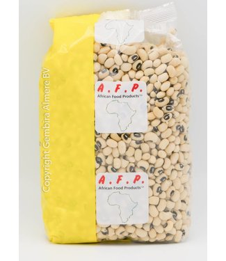 AFP Black eyes beans 900g