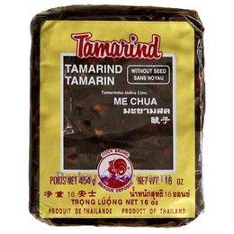Tamarinde zonder pit 454gr