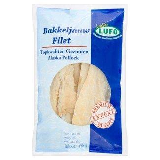 Bakkeljauw Filet 450g