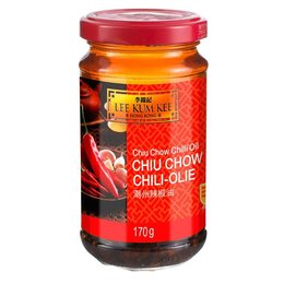 Chiu Chow Chilli in Oil 170g