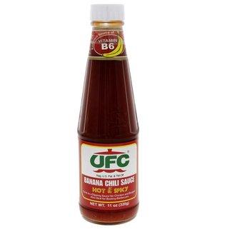 UFC Banana Chili sauce (Hot&Spicy)