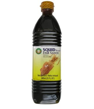 X.O Squid Vissaus 680ml