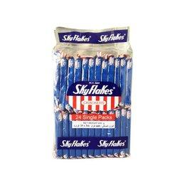 M.Y. San Skyflakes Crackers 400gr / 24 packs My San