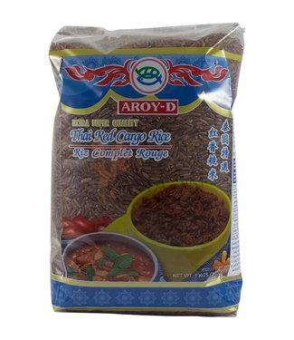 Aroy-D Red Cargo Rice 1kg
