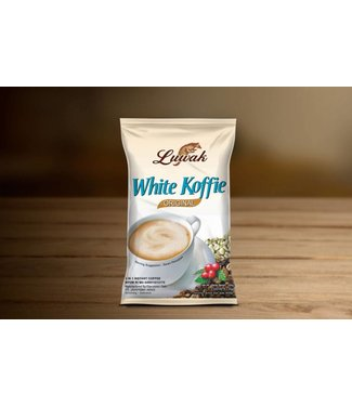 Luwak White Koffie Luwak White Coffee Original 200gr