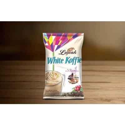 Luwak White Koffie 3 Rasa 200gr