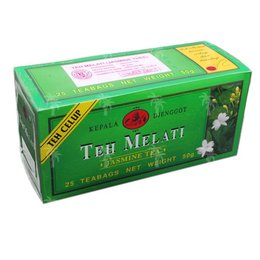 Kepala Djenggot Teh Melati jasmine tea