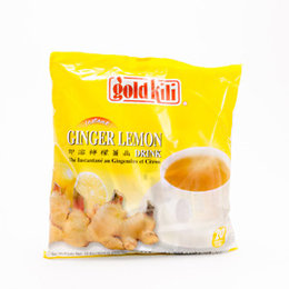 Gold Kili Ginger Lemon drink with honey 20 bags