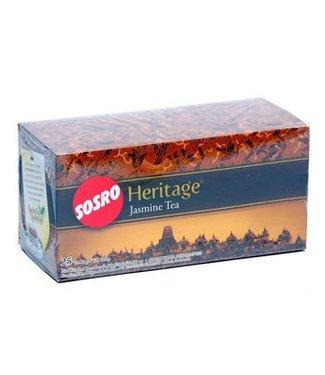 Sosro Heritage Jasmine tea 25 zakjes