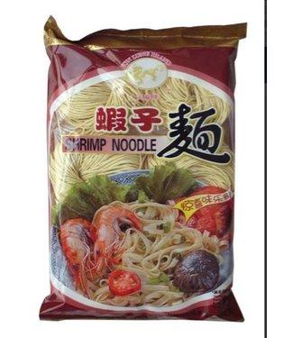 Tin Lung Brand shrimp noodle 400gr