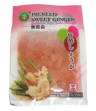 X.O X.O Pickeled sweet ginger 100 g
