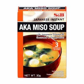 S&B Aka Miso Soup 30g