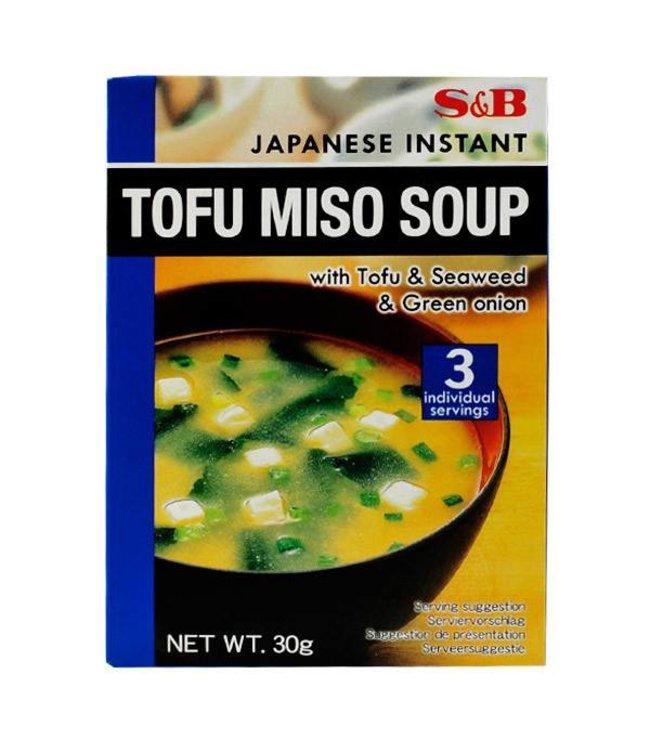 S&B S&B Tofu miso soup 30g