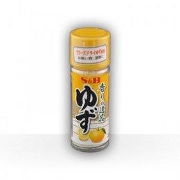 S&B Japanse yuzu powder 4,5 gram