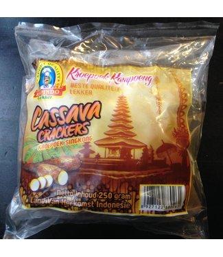 Rapindo Cassava Crackers 250g