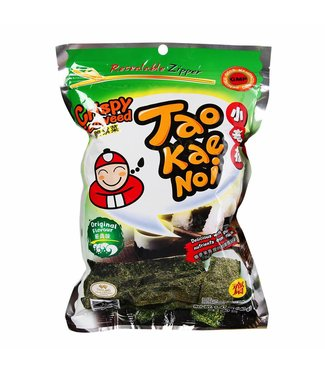 Crispy Seaweed Tao Kae Noi Original 59g Value pack