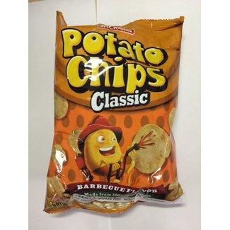 Jack n Jill Potato Chips Barbeque
