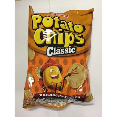 Jack n Jill Potato Chips Barbeque