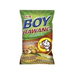 Boy Bawang Lechon manok flavor