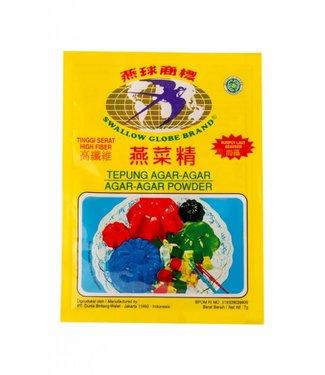 Agar-Agar Geleermiddel wit 7 gram
