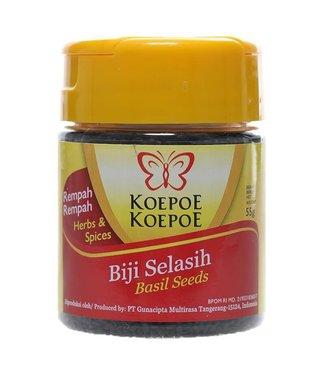 Koepoe Koepoe Basil Seeds 50g