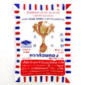 Agar-Agar Powder (Food additive) 25g Gold Cup