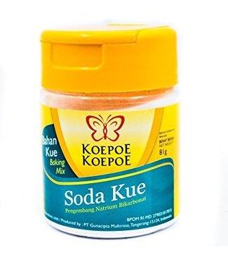 Koepoe Koepoe Soda Kue 81g
