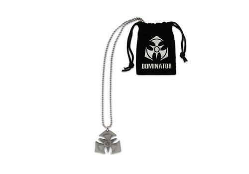 Dominator DOMINATOR NECKLACE SILVER