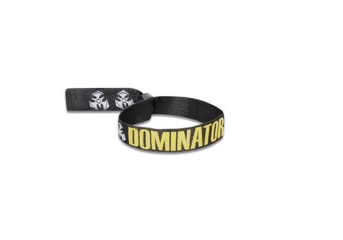 Dominator DOMINATOR WOVEN BRACELET BLACK