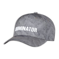 DOMINATOR BASEBALL CAP GREY DESSERT