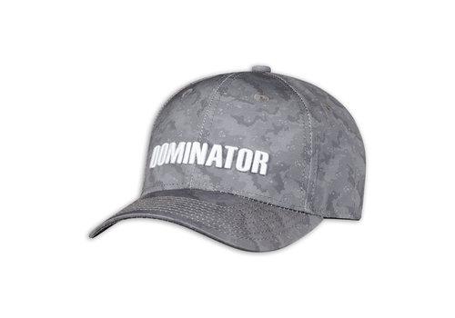 Dominator DOMINATOR BASEBALL CAP GREY DESSERT