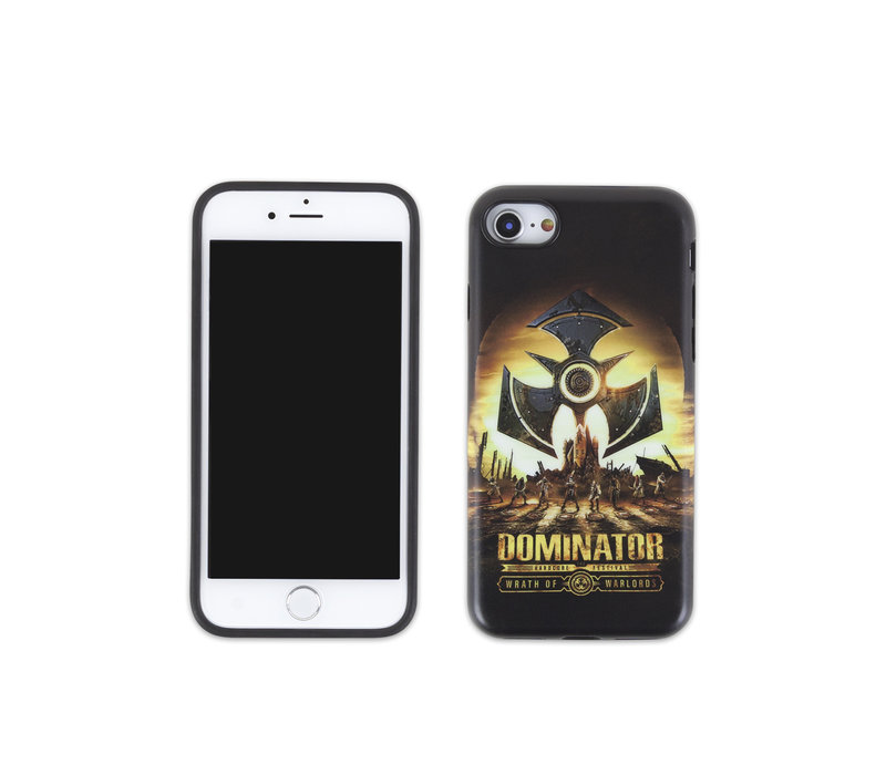 DOMINATOR THEME IPHONE CASE