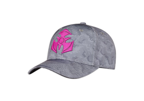 Dominator DOMINATOR BASEBALL CAP GREY/PINK