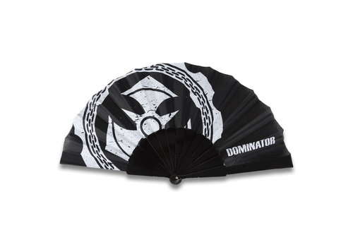 DOMINATOR HANDFAN BASIC BLACK
