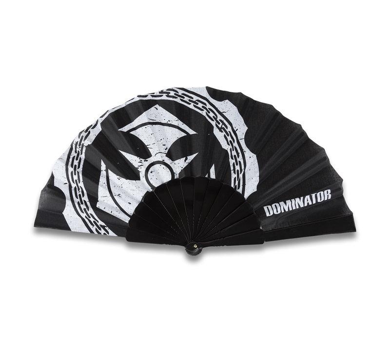 DOMINATOR HANDFAN BASIC BLACK