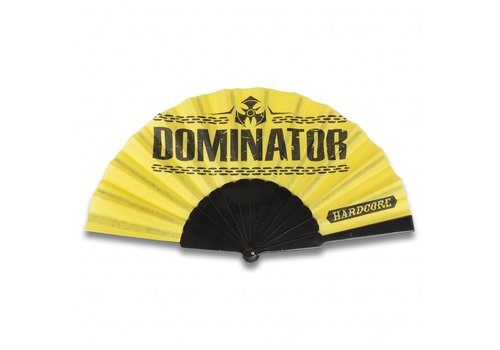 DOMINATOR HANDFAN YELLOW/BLACK