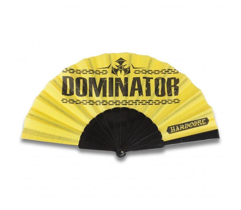 DOMINATOR HANDFAN YELLOW/BLACK