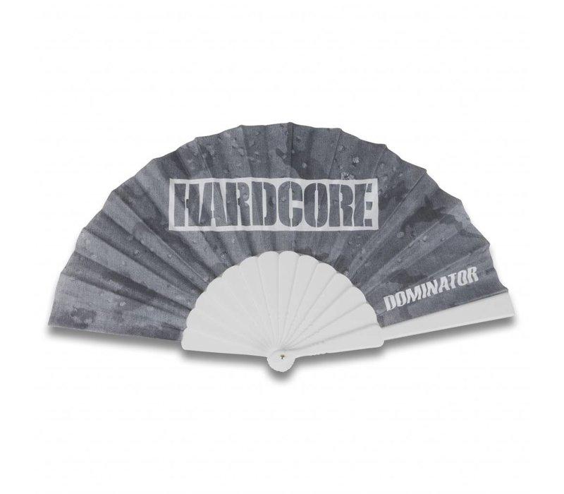 DOMINATOR Handfan Hardcore Grey