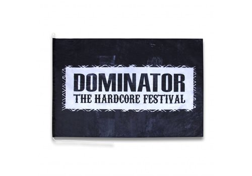Dominator DOMINATOR FLAG BLACK/WHITE